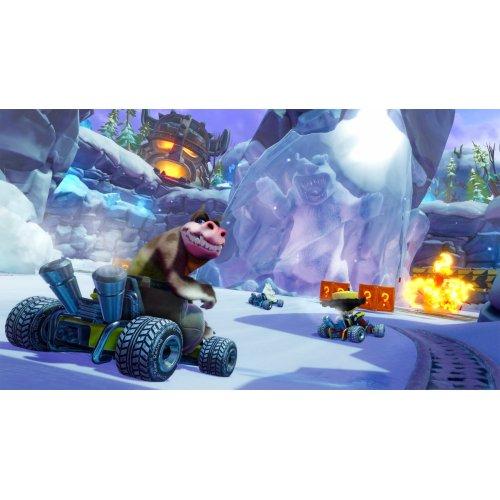 Фото Игра для PS4 Crash Team Racing: Nitro-Fueled (PS4) Blu-ray (88388EN)