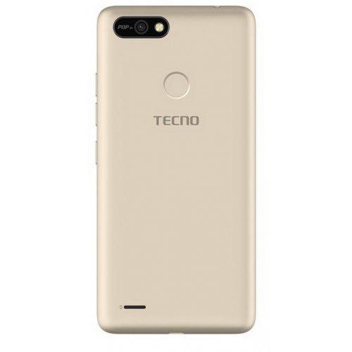 Фото Мобильный телефон TECNO POP 2F B1F 1/16GB (4895180746666) Champagne Gold