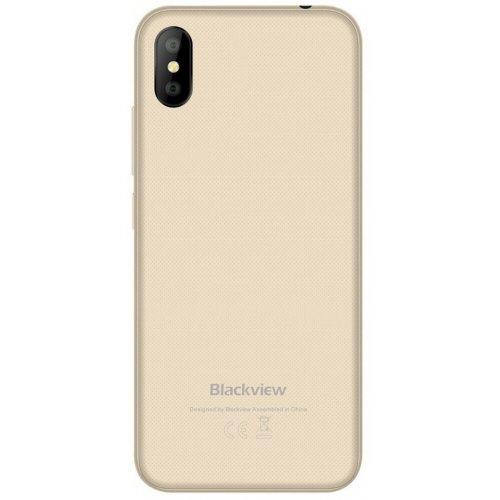Фото Мобильный телефон Blackview A30 2/16GB (6931548305545) Gold