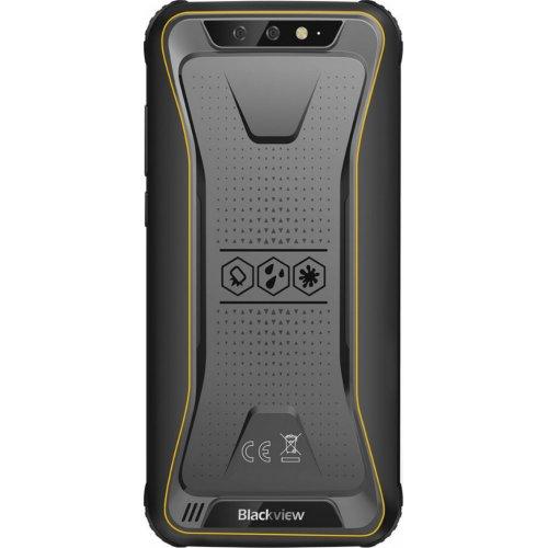 Фото Мобильный телефон Blackview BV5500 Pro 3/16GB (6931548305811) Yellow