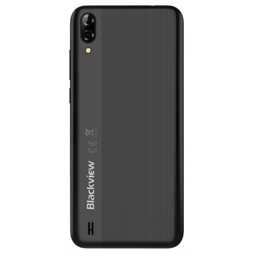 Фото Мобильный телефон Blackview A60 1/16GB (6931548305736) Interstellar Black