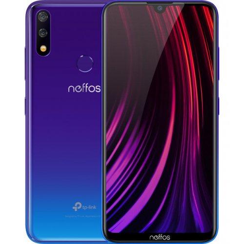 Фото Смартфон TP-Link Neffos X20 2/32GB (TP7071A95) Aurora Purple