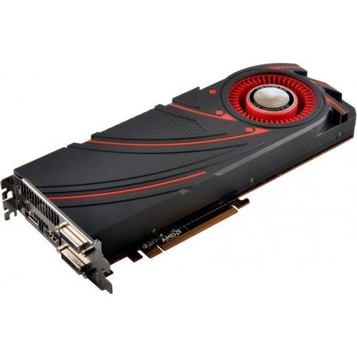 Фото Видеокарта XFX Radeon R9 290X 4096MB (R9-290X-ENFC) Limited Edition + BattleField4