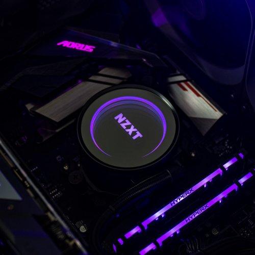 Фото Корпус NZXT H700i (CA-H700W-BB) Matte Black CyberPunk Edition by EVOLVE