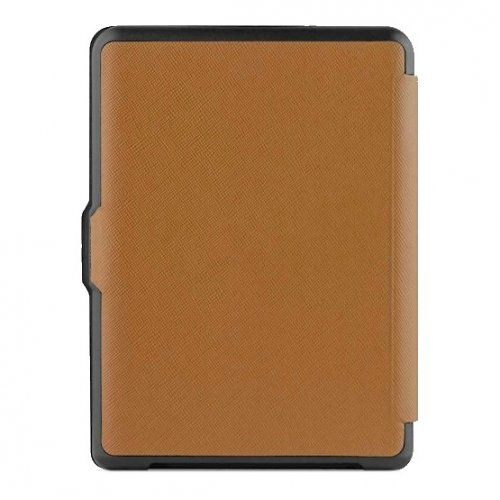 Фото Чехол Airon Premium для AirBook City Base/LED Brown