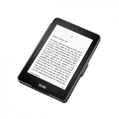 Фото Чехол Airon Premium для Amazon Kindle Voyage Black