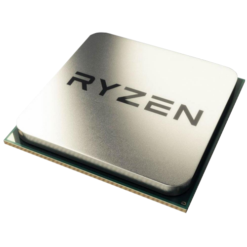 Фото Процессор AMD Ryzen 5 3500 3.6(4.1)GHz sAM4 Tray (100-000000050)