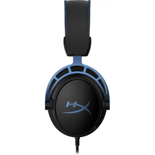 Фото Игровые наушники Kingston HyperX Cloud Alpha S (HX-HSCAS-BL/WW) Black/Blue