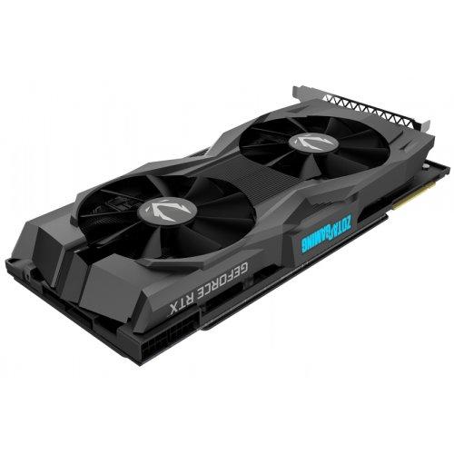 Фото Видеокарта Zotac GeForce RTX 2080 SUPER AMP 8192MB (ZT-T20820D-10P)