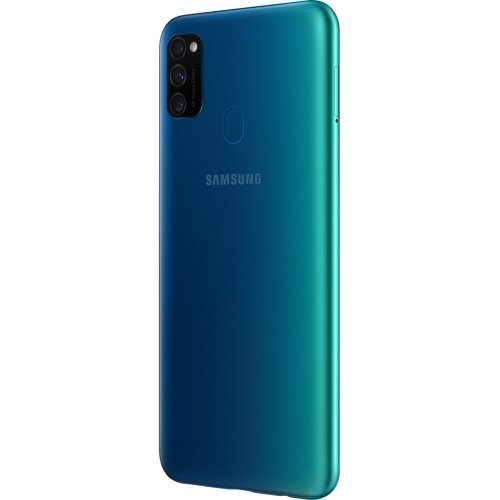 Фото Мобильный телефон Samsung Galaxy M30s 2019 M307F 4/64GB (SM-M307FZBUSEK) Blue
