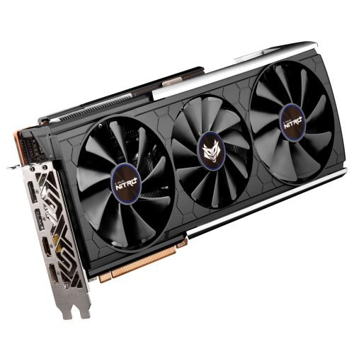 Фото Видеокарта Sapphire Radeon RX 5700 XT NITRO+ 8192MB (11293-03-40G)