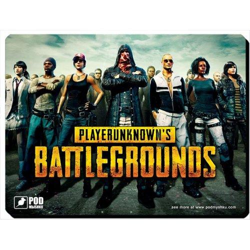 Купить Коврики для мышек, Podmyshku Game Battlegrounds S