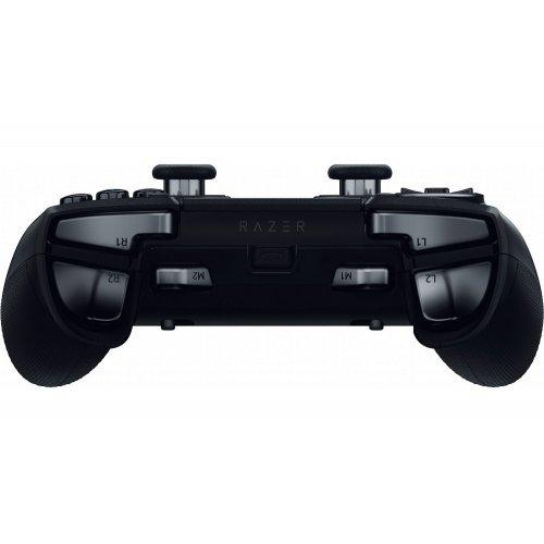 Фото Игровой манипулятор Razer Raiju Ultimate PS4/PC (RZ06-02600300-R3G1) Black