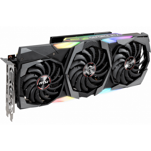 Фото Видеокарта MSI GeForce RTX 2080 Ti Gaming X TRIO 11264MB (RTX 2080 Ti GAMING X TRIO FR) Factory Recertified