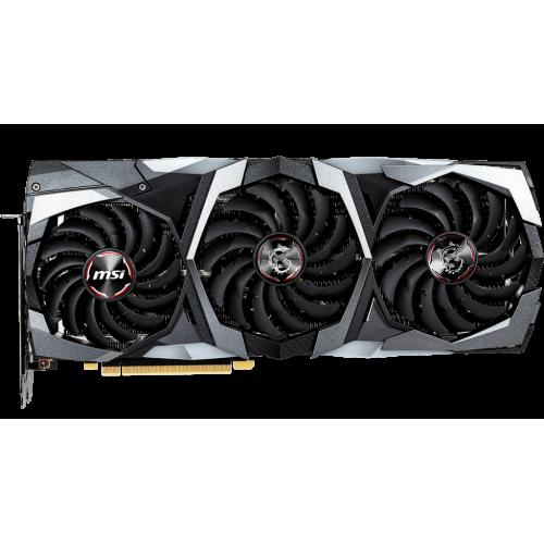 Фото Видеокарта MSI GeForce RTX 2080 Gaming X TRIO 8192MB (RTX 2080 GAMING X TRIO FR) Factory Recertified