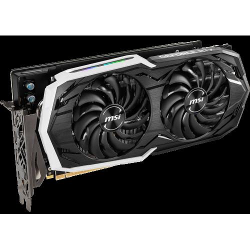 Фото Видеокарта MSI GeForce RTX 2070 ARMOR 8192MB (RTX 2070 ARMOR 8G FR) Factory Recertified