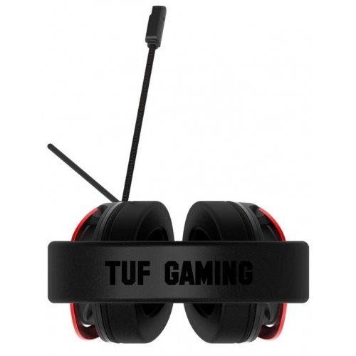 Фото Игровые наушники Asus TUF Gaming H3 (90YH02AR-B1UA00) Red