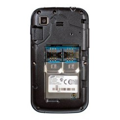 Фото Мобильный телефон Samsung C3222 Noble Black