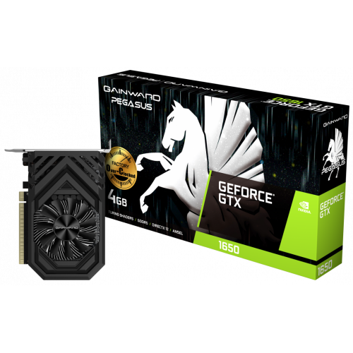 Фото Gainward GeForce GTX 1650 Pegasus OC 4096MB (426018336-0849)
