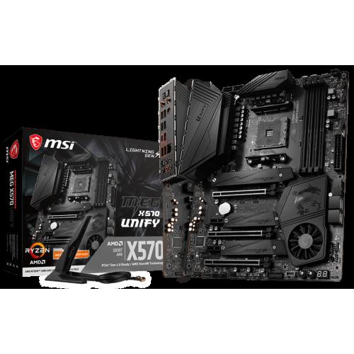 Фото Материнская плата MSI MEG X570 UNIFY (sAM4, AMD X570)