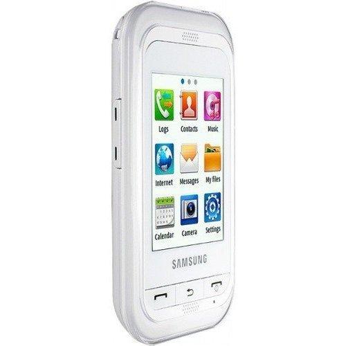 Фото Мобильный телефон Samsung C3300 Champ Chic White