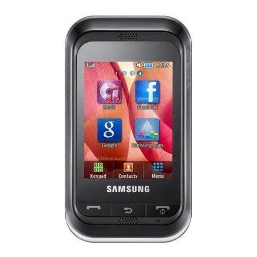 Фото Мобильный телефон Samsung C3300 Champ Deep Black