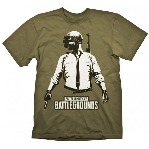 Купить Одежда, GAYA PUBG Guy Stencil XL (GE6288XL) Grey