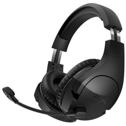 Фото Игровые наушники HyperX Cloud Stinger Wireless Gaming (HX-HSCSW2-BK/WW) Black