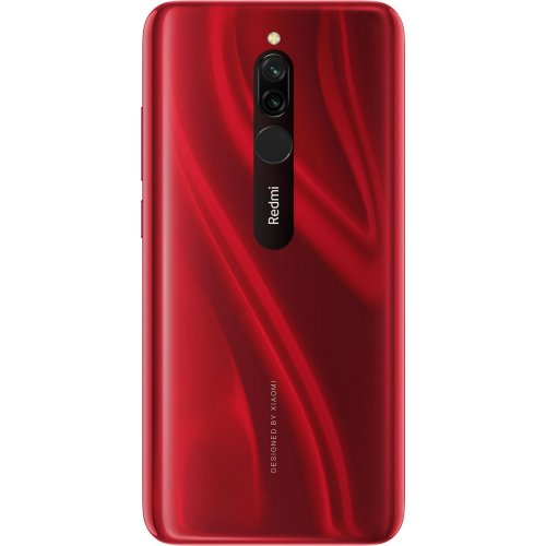 Фото Смартфон Xiaomi Redmi 8 3/32GB Ruby Red