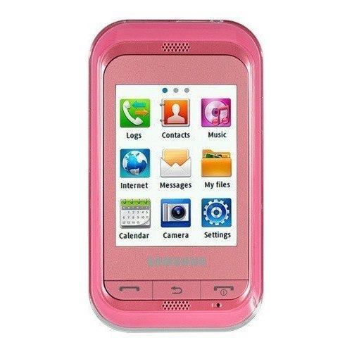 Фото Мобильный телефон Samsung C3300 Champ Sweet Pink