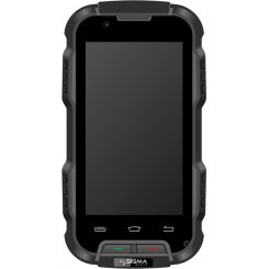 Фото Смартфон Sigma mobile X-treme PQ22B (2800+4500 mAh) Black
