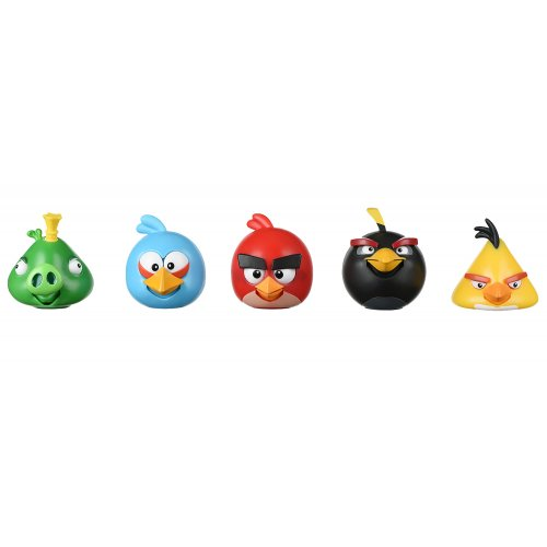 Jazwares Angry Birds Game Pack Core Characters (ANB0121)