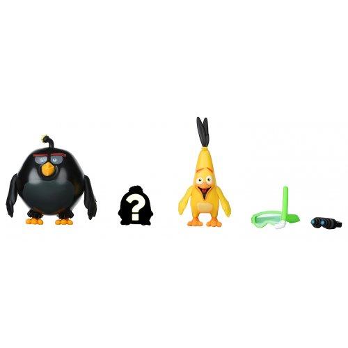 Jazwares Angry Birds ANB Mission Flock Bomb & Chuck (ANB0008)