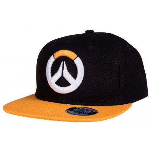 Купить Одежда, GAYA Overwatch Logo (GE3216) Black/Orange
