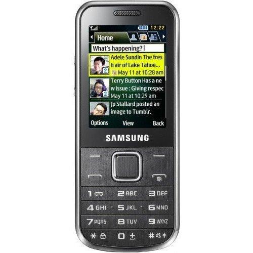Фото Мобильный телефон Samsung C3530 Chrome Silver
