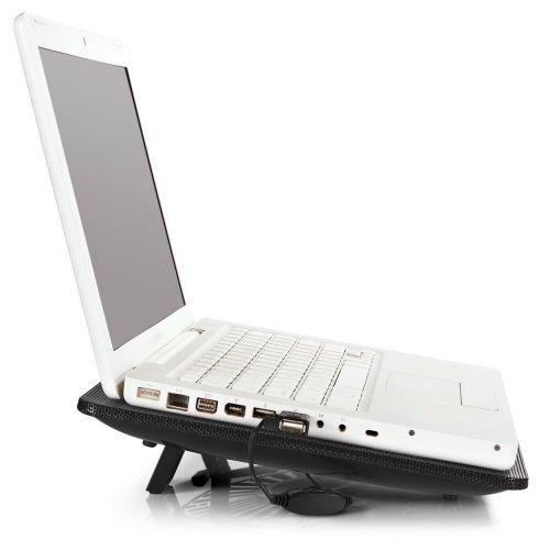 Фото Подставка для ноутбука Deepcool N1 Black OEM