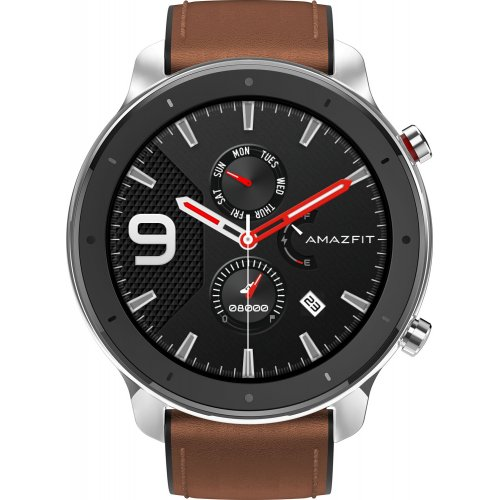 Фото Умные часы Xiaomi Amazfit GTR 47 mm Stainless Steel