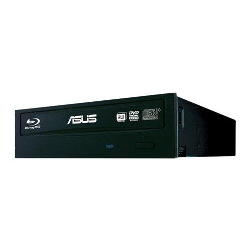Фото Оптический привод Asus SATA Blu-ray Writer 16x (BW-16D1HT) Black