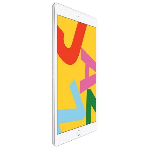 Фото Планшет Apple iPad Wi-Fi 2019 10.2 2/32GB (MW752) Silver