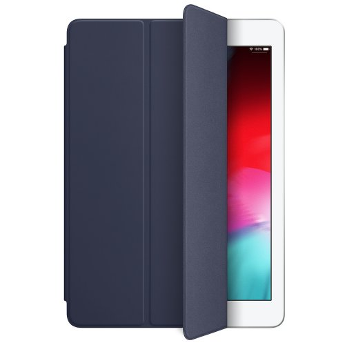 Фото Чехол для планшета Apple Smart Cover для iPad/iPad Air 2 (MQ4P2) Midnight Blue