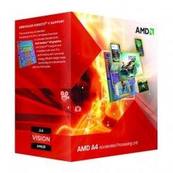 Фото Процессор AMD A4-6300 3.7GHz 1MB sFM2 Box (AD6300OKHLBOX)