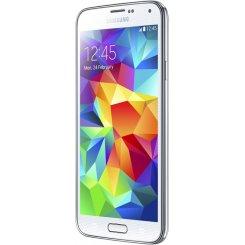 Фото Смартфон Samsung Galaxy S5 G900H Shimmery White