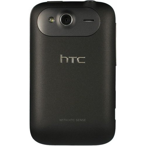 Фото Смартфон HTC Wildfire S Black