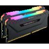 Фото ОЗУ Corsair DDR4 32GB (2x16GB) 3200Mhz Vengeance RGB Pro Black (CMW32GX4M2C3200C16)