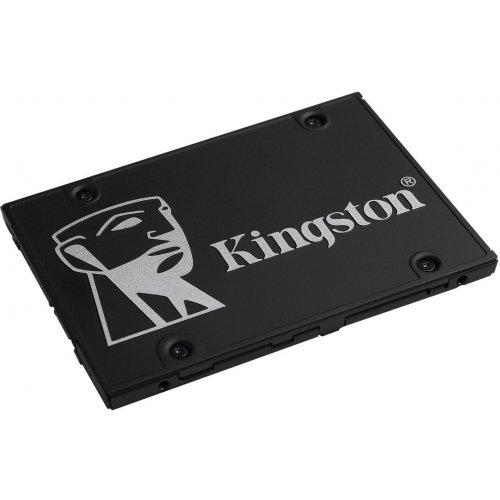 Фото SSD-диск Kingston KC600 3D NAND TLC 256GB 2.5