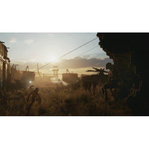 Фото Игра для PS4 Метро: Исход. Стандартное издание (PS4) Blu-ray (8756703)