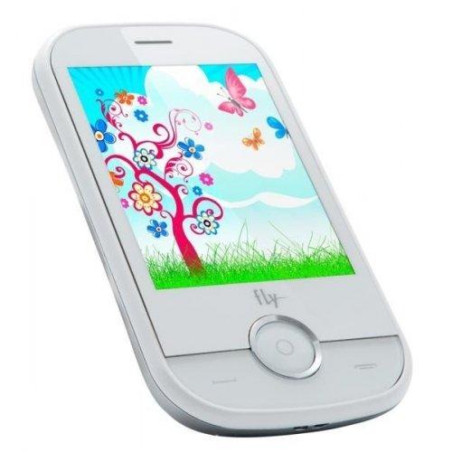 Фото Мобильный телефон Fly E160 Duos White