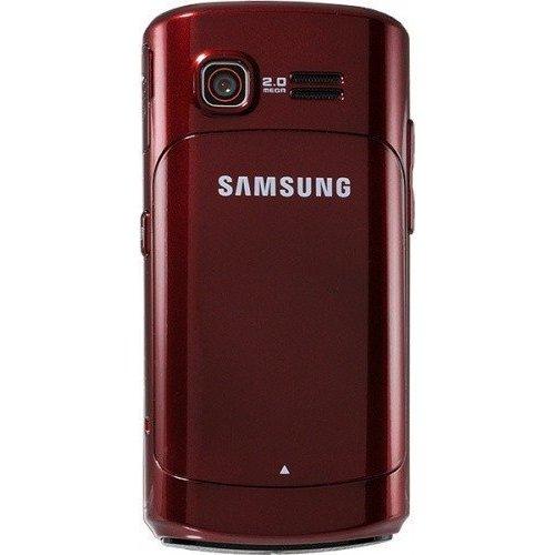 Фото Мобильный телефон Samsung C6112 Duos Deep Red