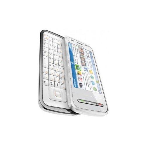 Фото Мобильный телефон Nokia C6-00 White