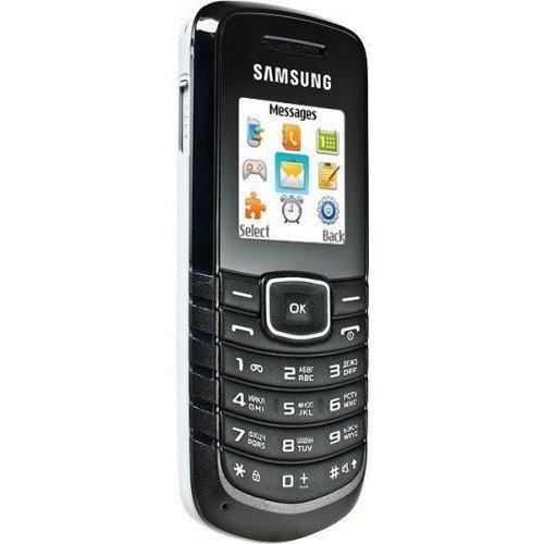 Фото Мобильный телефон Samsung E1080 Black